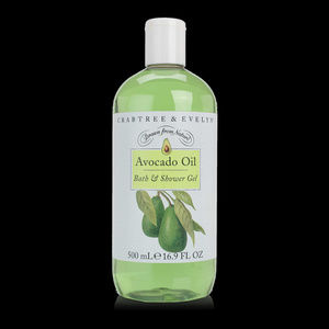 CRABTREE & EVELYN Avocado Oil Bath & Shower Gel